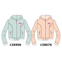 136906  Youth Tonic small girls jacket omphalodes (5 pcs)