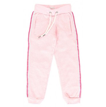 Youth Tonic small girls jogging pant pink melange (5 pcs)