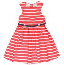 Coastal Cruise small girls dress hibiscus (5 pcs)