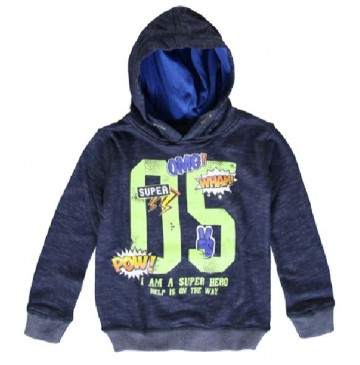 138936 Youth Tonic Small boys sweatshirt blue nights (10 pcs)