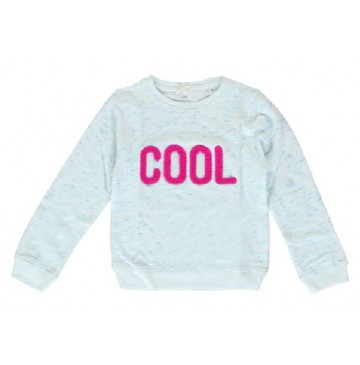 Youth Tonic small girls sweatshirt blue (5 pcs)