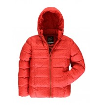 139162 teen girls jacket mineral red (10 pcs)