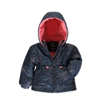 139175 Dark Wonder baby girls jacket outer space + peony (8 pcs)