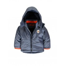 139190 Worldhood baby boys jacket blue + grey (8 pcs)