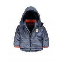 139190 Worldhood baby boys jacket blue + grey (8 pcs)