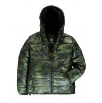 139206 Humanature teen boys jacket camouflage (10 pcs)