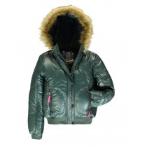139235 Dark Wonde teen girls jacket green (10 pcs)