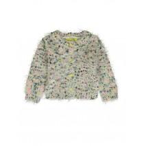 139516 Worldhood baby girls cardigan yellow + virtual pink (8 pcs)
