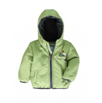 75376972129d 139543 Humanature baby boys jacket vinyard green + outer space (8 pcs)