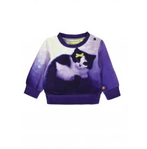 139584 Dark Wonder baby girls sweatshirt outer space + virtual pink (8 pcs)