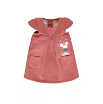 139591 Dark Wonder baby girls dress pink + outer space (8 pcs)