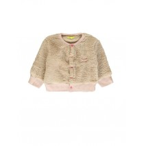 139604 Dark Wonder baby girls cardigan sweat pale rose metal + marshmallow (8 pcs)