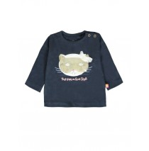 139650 Dark Wonder baby girls t-shirt outer space + peony (8 pcs)