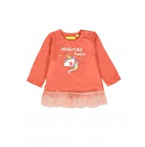 140167 Humanature baby girls t-shirt mineral red + sodalite blue (8 pcs)