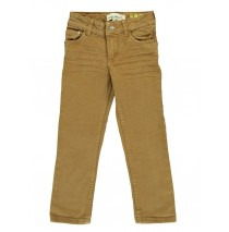 140204 Small boys pant  dark camel (10 pcs)