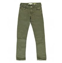 140217 Dark wonder teen boys denim pant forest green (10 pcs)