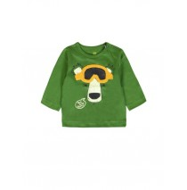 140287 Humanature baby boys t-shirt vineyard green + outer space (8 pcs)