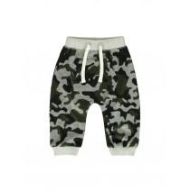 140289 Humanature baby boys jogging pant camouflage grey + galaxy blue (8 pcs)