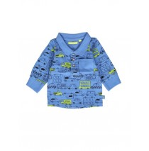 140377 Worldhood baby boys polo palace blue + outer space (8 pcs)