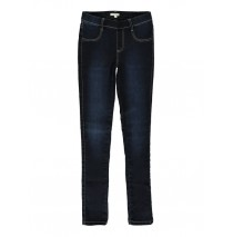 140395 teen girls skinny fit denim pant dark blue (10 pcs)