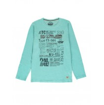 140414 Humanature mens t-shirt porcelain + kaki + grey melange (18 pcs)