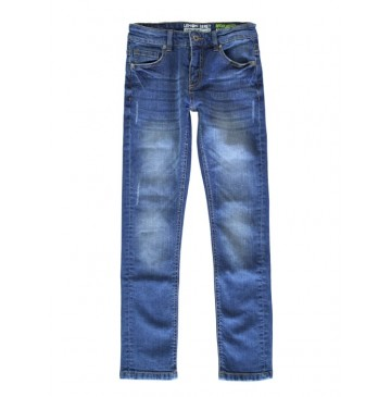 140419 Teen boys denim pant denim blue (10 pcs)