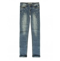 140424 teen girls denim pant blue (10 pcs)