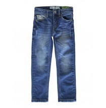 140431 Small boys denim pant denim blue (10 pcs)