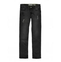 140435 teen boys denim pant dark grey blue (10 pcs)