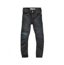 140449 Small boys Jog denim pant skinny fit black (10 pcs)