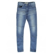 140471 Teen boys Jog denim pant skinny fit blue (10 pcs)