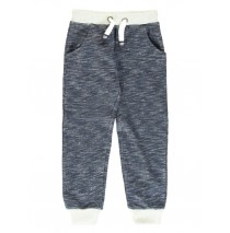 140544 Sport jogging pant blue + black (12 pcs)