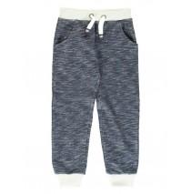 140544 Sport jogging pant blue + black (12 pcs)