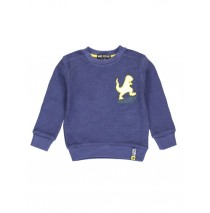 140584 Worldhood sweatshirt medieval blue + grey melange (12 pcs)