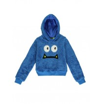 140588 Dark wonder sweatshirt snorkel blue + grey (12 pcs)