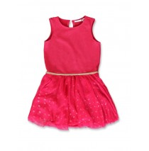 140602 Creative manifesto small girls dress virtual pink (10 pcs)