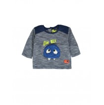 140692 Dark Wonder baby boys t-shirt blue + american red (8 pcs)