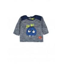 140692 Dark Wonder baby boys t-shirt blue + american red (8 pcs)