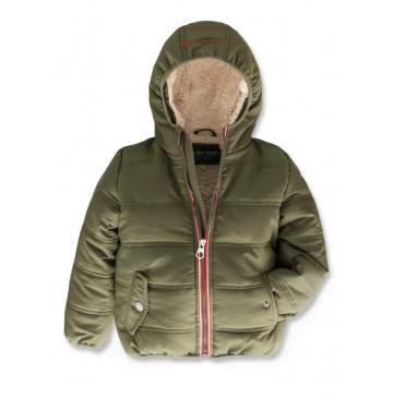 141250 Vintage small boys jacket kaki (10 pcs)