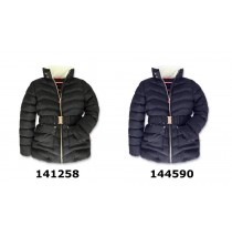 144590 Purpose full teen girls jacket navy blazer (10 pcs)