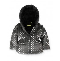 141267 Esteem baby girls jacket black+english rose (8 pcs)