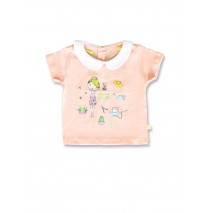 141312 Creative manifesto baby girls shirt blossom+cool blue (8 pcs)