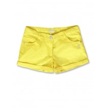 141399 Creative manifesto teen girls short blazing yellow (10 pcs)
