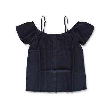 141404 Creative manifesto teen girls blouse blue nights (10 pcs)