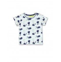 141568 In touch baby boys shirt optical white+soothing sea (8 pcs)