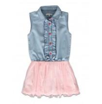 141610 Creative manifesto small girls dress blossom (10 pcs)