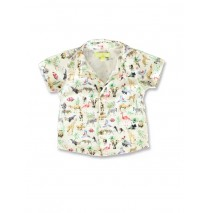 141730 Creative manifesto baby boys shirt beige+plein air (8 pcs)
