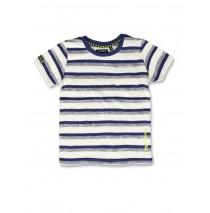 141810 Common ground small boys shirt medieval blue+sulphur spring (12 pcs)