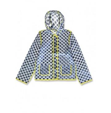 141848 Creative manifesto teen girls jacket medieval blue (10 pcs)