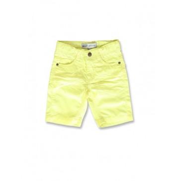 Creative manifesto small boys bermuda yellow (10 pcs)